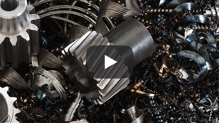 Video Vorschaubild Stirnrad / Zahnrad