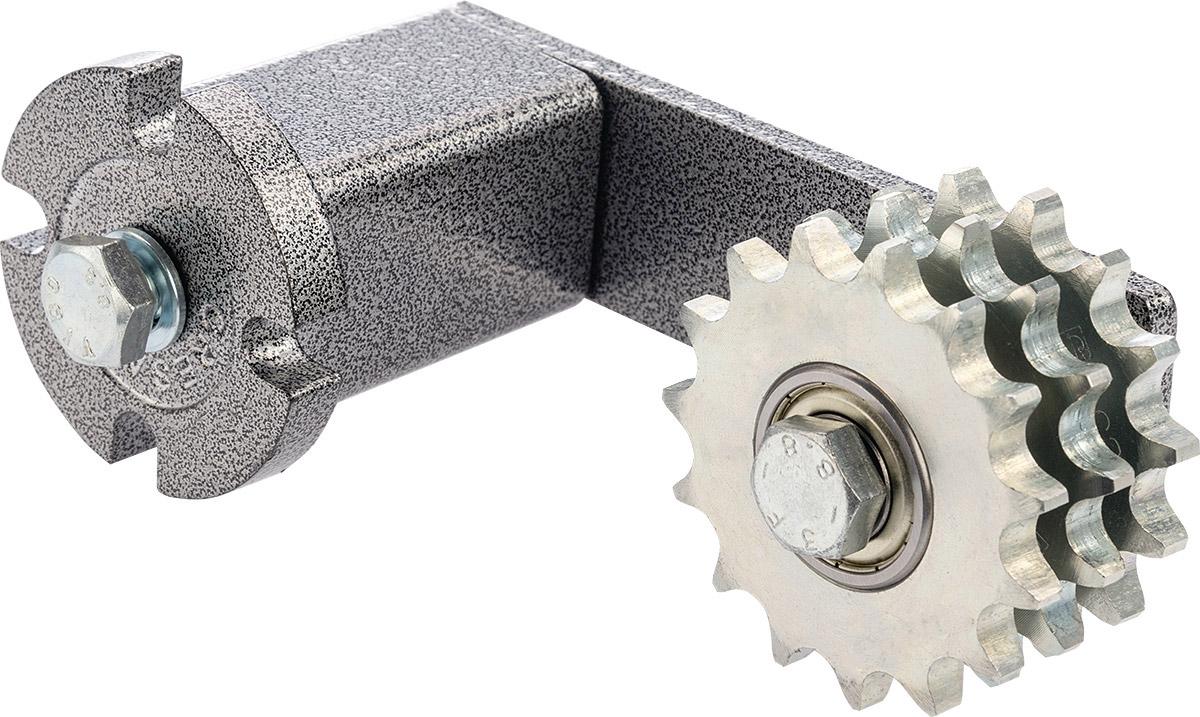 Kettenspanner inkl. Kettenspannrädern & Montagesatz