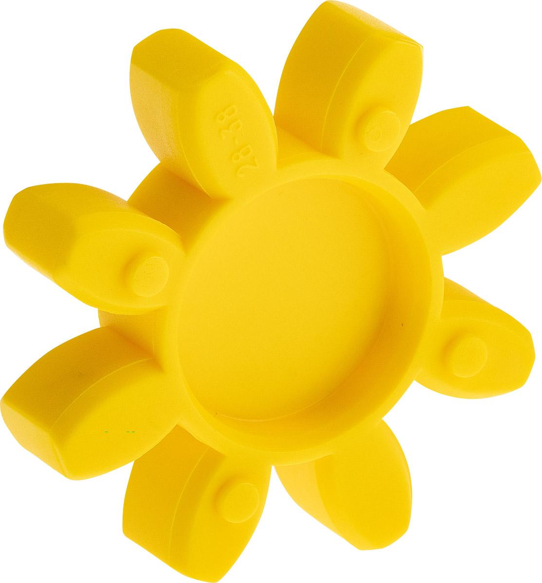 Elastomerzahnkranz spielfrei Shorehärte 92°-94° A - gelb