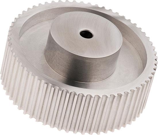 Zahnriemenscheibe aus Aluminium